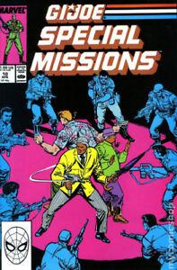 G.I. Joe Special Missions Volume 1 #10  Marvel Comic 1988