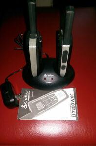 Cobra walkie-talkies