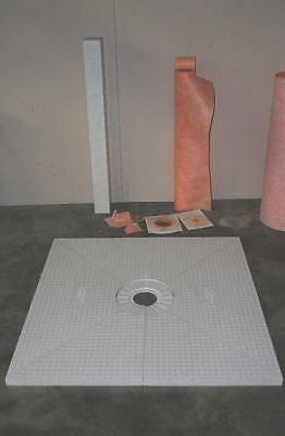 Schluter Systems Kerdi Shower kit 48x48 No drain