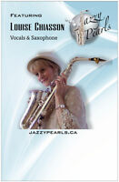 """Live Smooth Jazz For Your Wedding with """"Jazzy Pearls"""""""