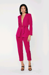 Sheike Hot Pink suit - size 12 Southbank Melbourne City Preview