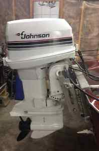 140HP Outboard Johnson Motor