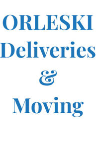 Deliveries, Moving, Junk Removal-Professional & Friendly Service