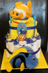 MY DIAPER CAKE CREATIONS