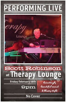 Scott Robinson returns to Therapy