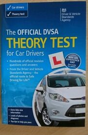 DVSA Official theory test book for car drivers