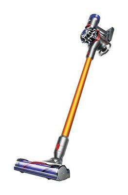 Dyson 21.6 A Absolute Bagless Rechargeable Stick & Hand Vacuum - Yellow & Silver