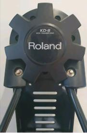 Roland kd8 bassdrum pedal trigger for Roland spd sx