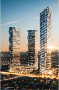M3-CITY CONDOS MISSISSAUGA . BROKER VIP SALE IS OPEN NOW!!!