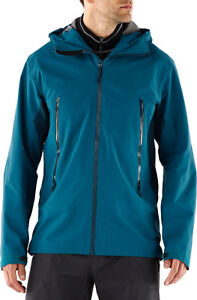 Arc'teryx Men Lithic Comp GORETEX Ski Snowboard Shell Jacket (L)