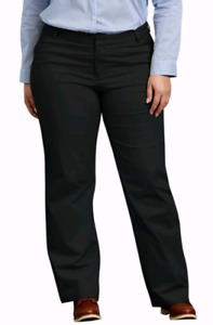 Women's Relaxed Fit Straight Leg Stretch Twill Pants