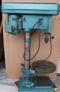 "14"" Bench Drill Press - 5 speed"