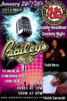 Yuk Yuk's Stand-Up Comedy Show at Baileys Pub