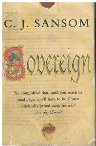 C J SANSOM'S MATTHEW SHARDLAKE SERIES HISTORICAL NOVELS London Ontario image 3
