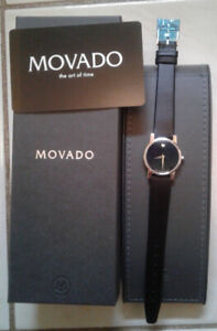 Movado Women's Watch, brand new.