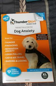 Selling Thundershirt Size XL