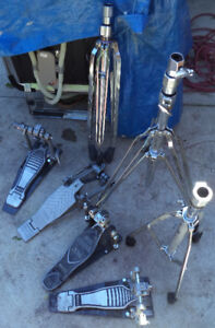 DRUM PEDALS AND STANDS FOR SALE!! $120.00