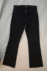 Citizens of Humanity Black Jeans, Size 27