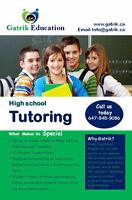 GATRIK Education (Chemistry, Physics and Math tutoring)