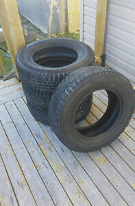 "205/70R15 Set of four ""NOKIAN"" winter tires inc. spare $575obo"
