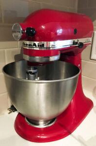 KitchenAid Ultra Power Stand Mixer - 4.26L (Red)