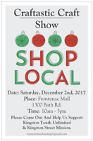 Christmas Craftastic Craft Show
