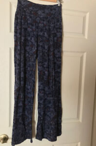 Lucky Brand Floral Pants