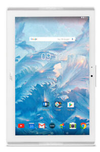 """Acer Iconia One 10.1"""" Tablet (White) (Brand New)"""