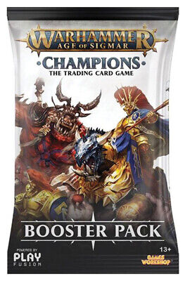 Sealed AOS-TCG Champions Booster Box CCG