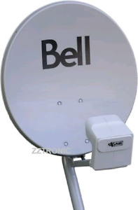 Iso bell dish