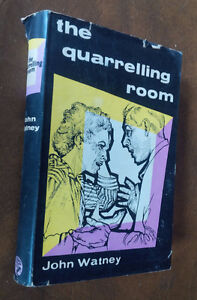 the quarrelling room, by John Watney, 1960