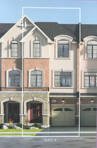 Brand New Townhouse (Waterdown)