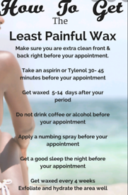 Waxing for male and female
