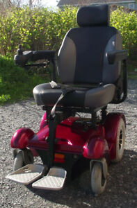 Reduced-Price-Everest Electric Wheel Chair/Scooter