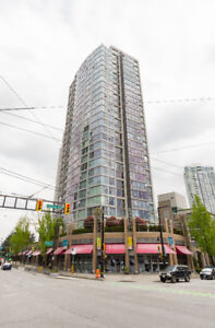 New Listing at Waterworks in Yaletown - Great View!