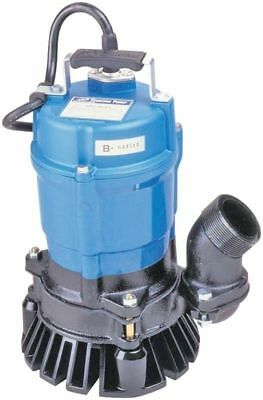 New Tsurumi - Hs2 4s 61 - 2 Submersible Trash Pump 12 Hp Motor