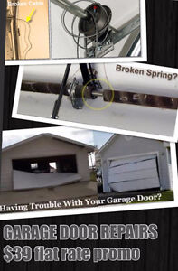 New Garage Doors starting at $650 Installed Call 416-613-8002 Oakville / Halton Region Toronto (GTA) image 3