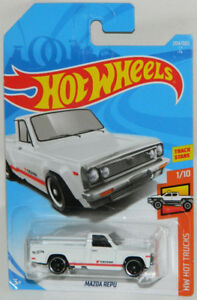 Hot Wheels 1/64 Mazda Repu Diecast Pickup Truck