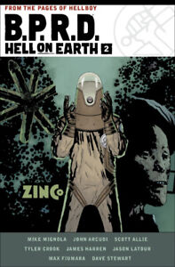 B.P.R.D. Hell on Earth Volume 2 Hardcover Graphic Novel