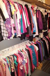 Girls Size 10 & 10/12 Clothes (Tops, Pants, Coats, Dresses, etc.