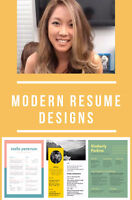 Modern and Trend-setting Resume