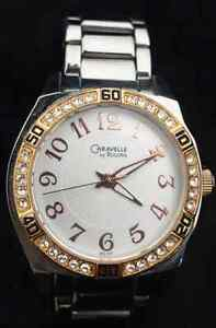 Caravelle by Bulova ladies watch timepiece
