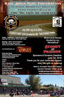 Annual Charity Poker Run & Campout Weekend