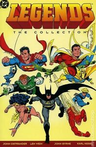 DC Legends Trade Paperback, excellent condition!