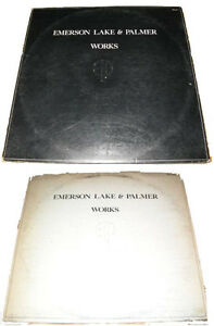 Album Emerson Lake & Palmer, Works Volume 1 and 2