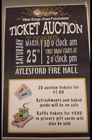 Ticket Auction