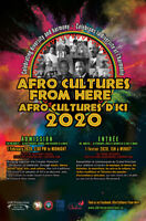 AFRO CULTURES FROM HERE 2020