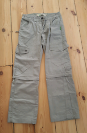 For sale is a pair of the ladies Berghaus trousers.