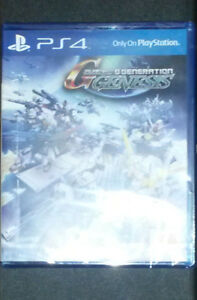 SD Gundam Generation Genesis International - New