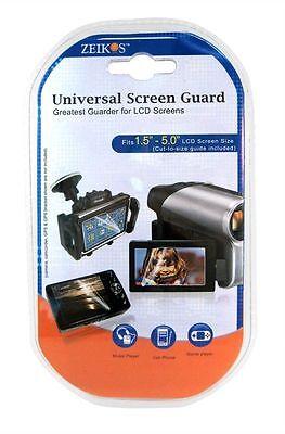 3 Claro Protector de Pantalla Para Fujifilm Finepix Z35 XP30